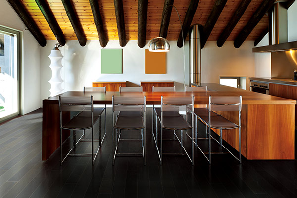 US Floors Muse Strand Obsidian 609LMS02 Bamboo Flooring