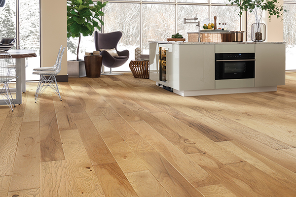 American Showcase hardwood, Goodwin, Bravo